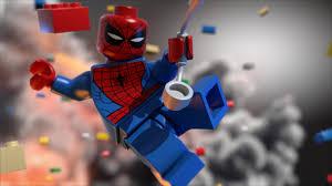lego movie spiderman wallpaper 48985 1920x1080 px hdwallsource com