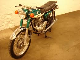 restored honda cb125 1971 photographs at classic bikes restored