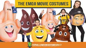 Movie Halloween Costumes Emoji Movie Costumes 2017 Gene 5 Jailbreak