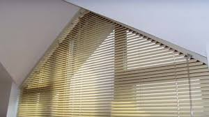 curtains for large window triangle window blinds triangle