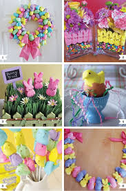 peeps decorations peeps decoration ideas for easter easter decoration and