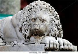 marble lion marble lion sculpture stock photos marble lion sculpture stock