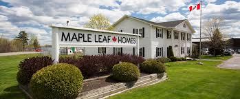maple leaf homes u2013 fredericton nb