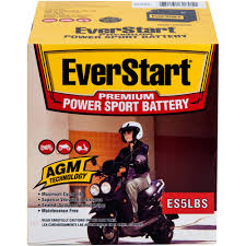 everstart agm powersport battery group size es5lbs walmart com