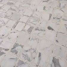 bathroom floor tile designs marble quatrefoil bathroom floor tiles design ideas