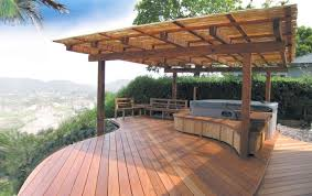 Deck In The Backyard What You Need To Think Before Deciding The Backyard Patio Ideas