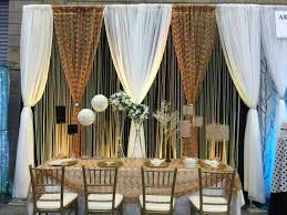 wedding backdrop rentals edmonton wedding rental services in edmonton abc weddings