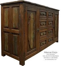 Old Wooden Furniture Western Furniture Mission Viejo Tables Buffet And Bar Made From
