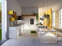 cuisine jaune et grise cuisine colorée découvrez toutes nos inspirations décoration