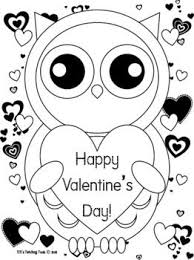 coloring pages coloring pages valentine kitty