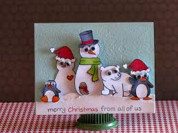 christmas season surprising christmas card ideas to make picture