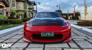 nissan fairlady 370z nissan fairlady 370z red spectre 9tro