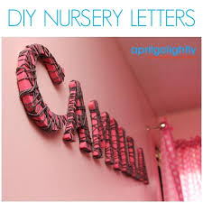 Decorative Wall Letters Nursery Decorative Wall Letters Nursery Decor Lullaby Paints Plain Wooden