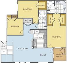 Poplar Forest Floor Plan Greenwood Forest Apartments In Houston Tx Maa