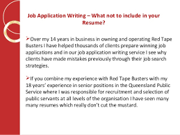 not to include in resume application writing what not to include in your resume