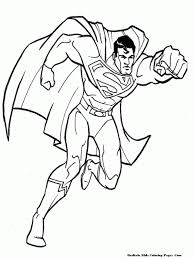 Man Steel Kids Coloring Pages Coloring Pages Coloring