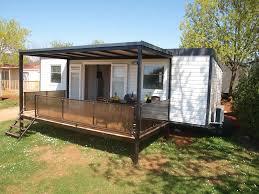 Mobile House Camping Adria Mobile Home Park Umag Croatia Booking Com