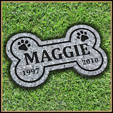 dog grave markers pet memorial grave marker headstone dog cat gravestone