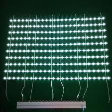led light curtain backlight led lattice backlight led grid