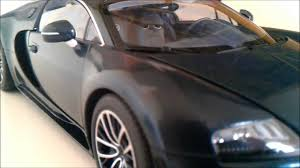 bugatti veyron supersport edition merveilleux 1 18 bugatti veyron 16 4 supersport by autoart signature youtube