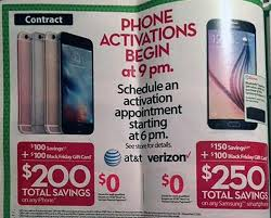 walmart s black friday flyer leaks check out the deals on phones