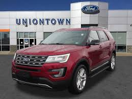Ford Explorer Build - uniontown u0027s ford of uniontown new and used ford cars