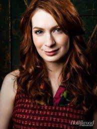 what is felicia day s hair color felicia day mogul in the making felicia dean winchester and