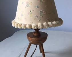 Girls Bedroom Table Lamps Bedside Table Lamp Etsy