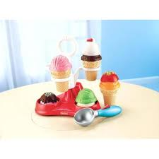 Fisher Price Servin Surprises Kitchen Table by Fisher Price Servin U0027 Surprises Ice Cream Party Set
