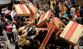 black friday at t black friday will see 2bn spent today and 4bn by monday daily