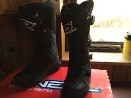 motocross boot sizing o u0027neal motocross boots black size 7 39 in norwich norfolk gumtree