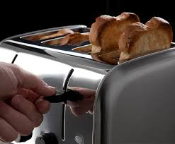 Asda Toasters Russell Hobbs 18790 Toaster 4 Slice Silver Home U0026 Garden