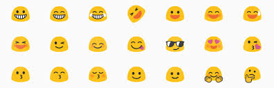 emojis android android blob emoji do you like