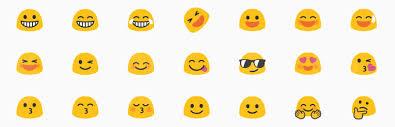 emojis android android blob emoji do you like