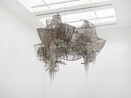 Artistic Chandelier Lee Bul Searches For Utopia Georgia Straight Vancouver U0027s News
