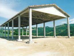 fienili prefabbricati realizzazione di un prefabbricato agricolo in cemento armato a