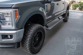 Ford Raptor Running Boards - 2017 2018 f250 f350 super duty amp research powerstep plug n play