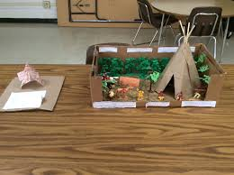 Native Home Design News Diller Odell 5th Graders Make Native American Homes