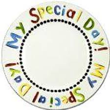 it s your special day plate special day plate it s your special day craft