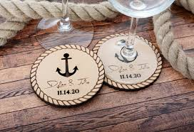 wedding coasters wooden wedding coasters personalized wedding gifts wedding