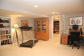 Best Basement Designs by Awesome 60 Basement Office Design Ideas Inspiration Design Of