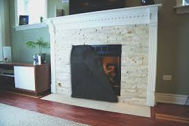 fireplace best gas fireplace draft stopper decor idea stunning