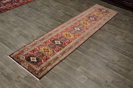extra fine tribal runner turkoman bokhara persian rug oriental