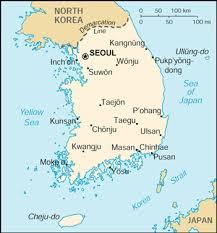 pusan on map wps port of busan satellite map