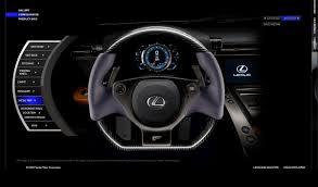 lexus lfa steering wheel for sale lexus lfa online configurator launched and yes u0027passionate pink