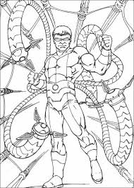 spiderman villain coloring pages printables coloring pages ideas