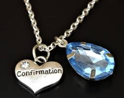 confirmation jewelry etsy