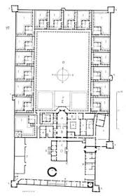 Medieval Floor Plans Plan Of An Ideal Monastery Monastery Library Of St Gall