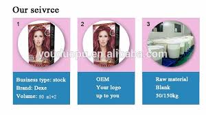 raw hair dye color chart ice cream hair dye color chart with good price for dye hair by