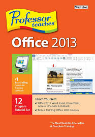 Amazon Com Professor Teaches Office 2013